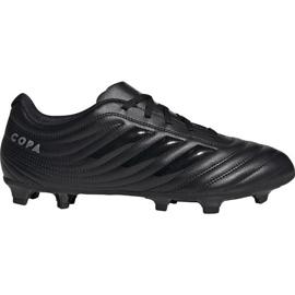 Botas de fútbol adidas Copa 19.4 Fg M negro F35497
