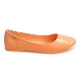 Bailarinas Lacadas 11037 Naranja