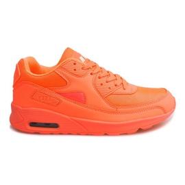 Zapatillas deportivas D1-16 Naranja