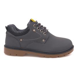 Zapatos Clásicos Zapatos JX-20 Gris