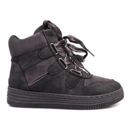 Zapatillas grises de paule
