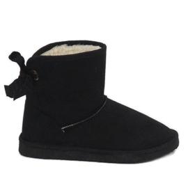 Esquimal negro calentado 99-2