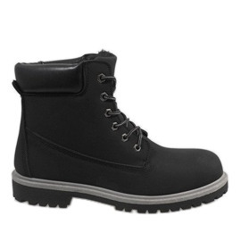 Pantalones VT86-1 con aislamiento negro