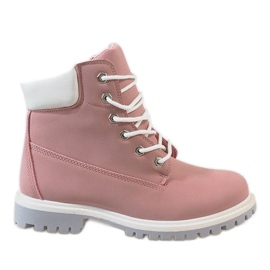 Pantalon rosa 851