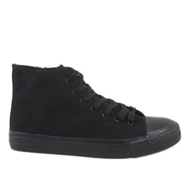 Negro Zapatillas negras para hombre XN50