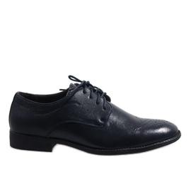 Marina Zapatos elegantes azul marino D181502B