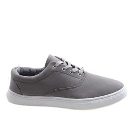 Zapatillas grises para hombre QF-10