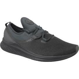 Negro Zapatos New Balance Fresh Foam Lazer Heathered M Mlazreb