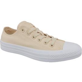 Marrón Zapatos Converse Ctas Ox W 163306C