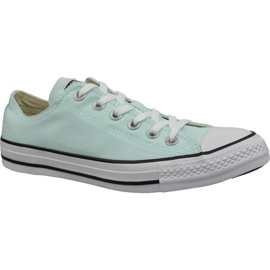Azul Zapatillas Converse C. Taylor All Star Ox Teal Tint En 163357C