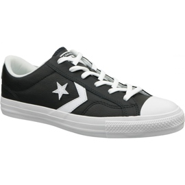 Negro Zapatillas Converse Star Player Ox 159780C