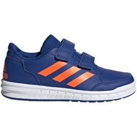 Zapatos adidas Altasport Cf K azul marino Jr G27086