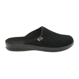 Negro Zapatillas hombre befado pu 548M020