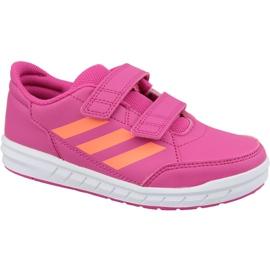 Adidas AltaSport Cf Jr G27088 zapatos rosas