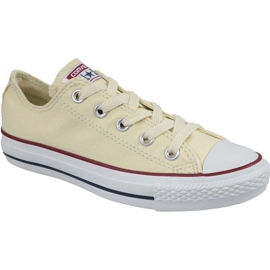 Converse C. Taylor All Star Ox blanco natural en M9165