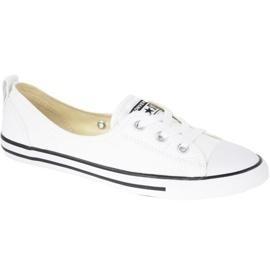 Blanco Zapatos Converse Chuck Taylor All Star Ballet Lace En C547167C