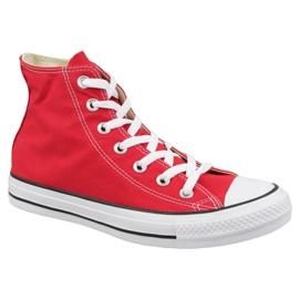 Rojo Zapatos Converse Chuck Taylor All Star Hola M9621C