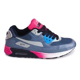 Zapatillas Sport B49-6 Azul