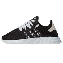 Negro Zapatillas Adidas Originals Deerupt Runner W EE5778