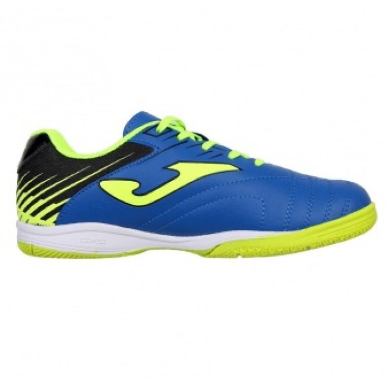 Zapatos de interior Joma Toledo 904 In Jr TOLJW.904.IN azul azul