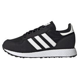 Negro Zapatillas Adidas Originals Forest Grove Jr EE6557
