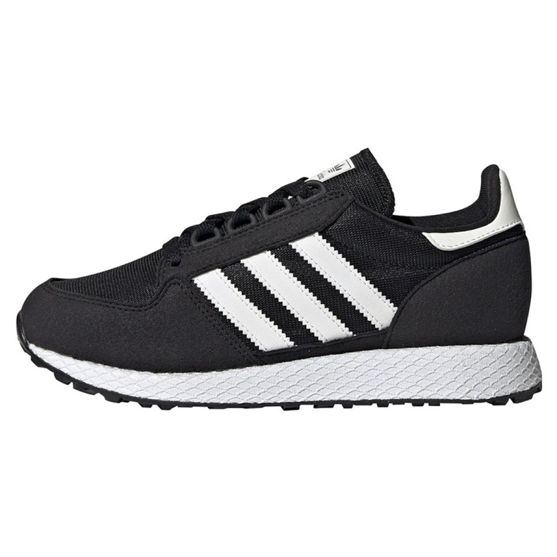 Zapatillas Adidas Originals Forest Grove Jr EE6557 negro