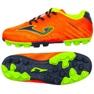 Botas de fútbol Joma Champion Jr 908 Fg CHAJW.908.24 naranja naranja