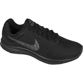 Negro Zapatillas de correr Nike Downshifter 7 W 852466-004