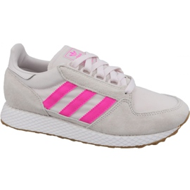 Zapatillas Adidas Forest Grove W EE5847 blanco