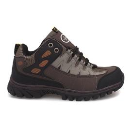 Zapatillas de trekking para hombre M317 Marrón