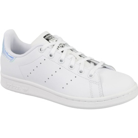Blanco Adidas Stan Smith Jr AQ6272 zapatos