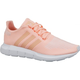 Rosa Zapatillas Adidas Swift Run Jr CG6910