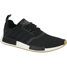 Negro Zapatillas Adidas Originals NMD_R1 M B42200
