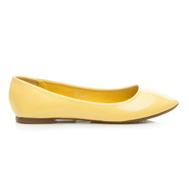 Seastar amarillo Bailarina Lacada
