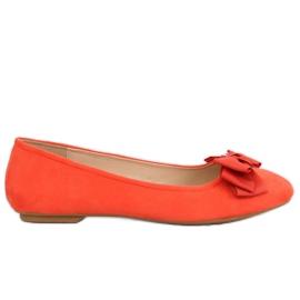 Bailarina de mujer naranja 3173 naranja
