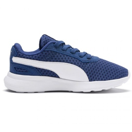 Zapatillas Puma St Activate Ac Ps Jr 369070 08 azul