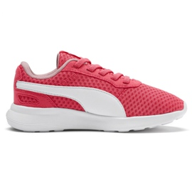 Rojo Zapatos Puma St Activate Ac Ps Jr 369070 09 coral