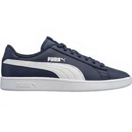 Marina Zapatos Puma Smash v2 LM 365215 05 azul marino
