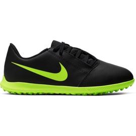Calzado de fútbol Nike Phantom Venom Club Tf Jr AO0400 007 negro