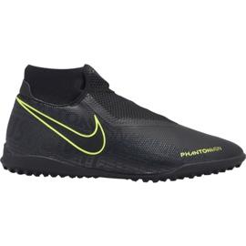 Zapatillas de fútbol Nike Phantom Vsn Academy Df Tf M AO3269 007 negro