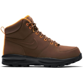 Zapatos Nike Manoa Leather M 454350 203 marrón