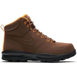 Zapatos de invierno Nike Manoa Leather M 454350 003 negro