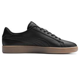 Zapatos Puma Smash v2 LM 365215 12 negro