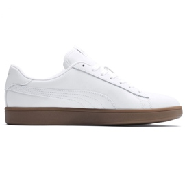 Zapatos Puma Smash v2 LM 365215 13 blanco
