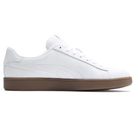 Zapatos Puma Smash v2 LM 365215 13 blanco