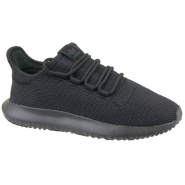 Negro Zapatillas Adidas Tubular Shadow Jr CP9468