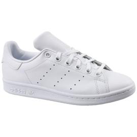 Blanco Adidas Stan Smith Jr S76330 zapatos