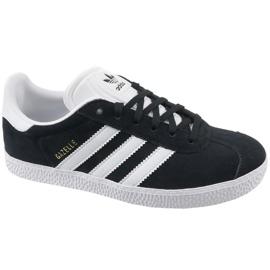 Negro Zapatillas Adidas Gazelle Jr BB2502