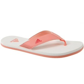 Naranja Chanclas adidas Beach Thong 2 Jr CP9379