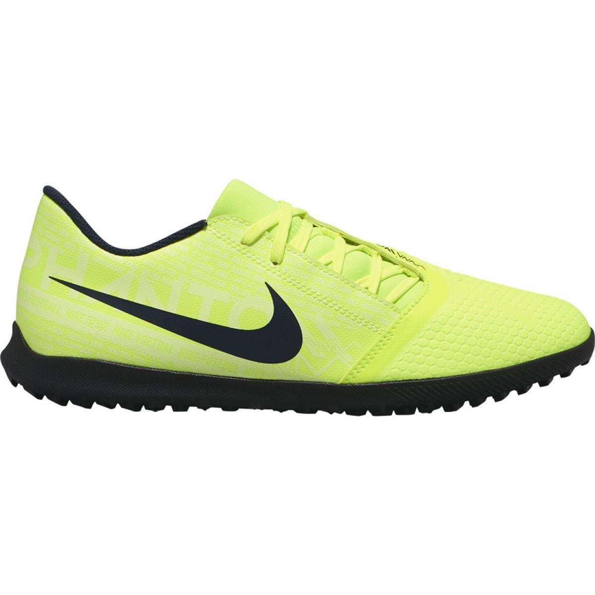 Zapatillas de fútbol Nike Phantom Venom Club Tf M AO0579 717 verde